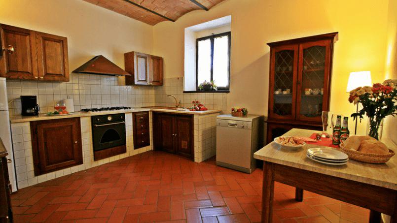 Farmhouse Santa Lucia Tuscany San Gimignano 38