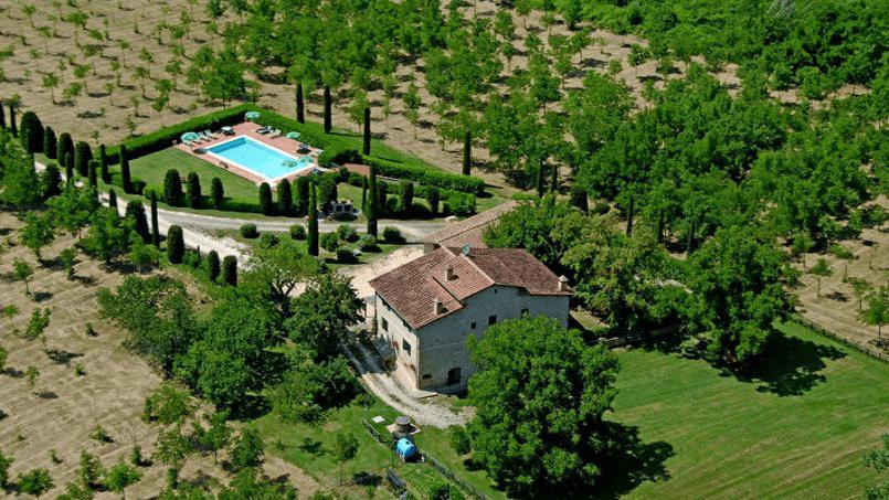 Farmhouse Santa Lucia Tuscany San Gimignano