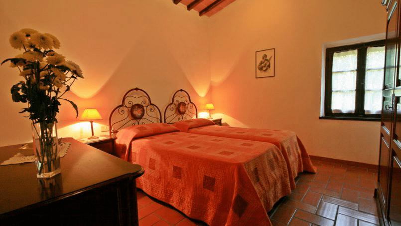Farmhouse Santa Lucia Tuscany San Gimignano 49