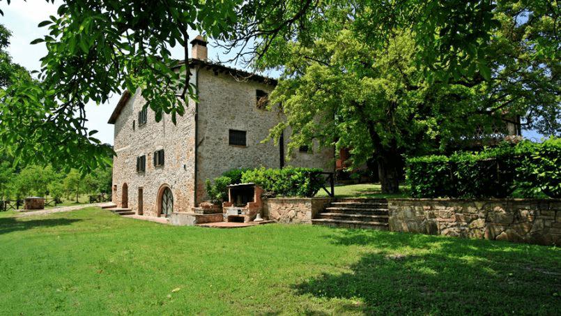 Farmhouse Santa Lucia Tuscany San Gimignano 5