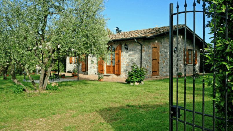 Farmhouse Casa Panoramica Tuscany Siena 50