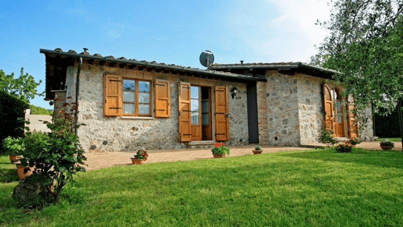 Farmhouse Casa Panoramica Tuscany Siena 51