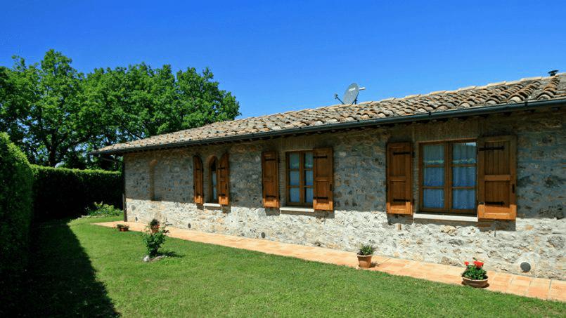 Farmhouse Casa Panoramica Tuscany Siena 56