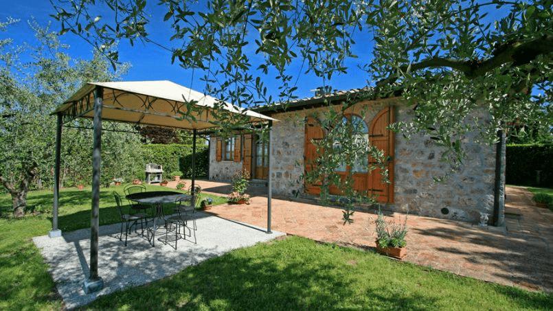 Farmhouse Casa Panoramica Tuscany Siena 58