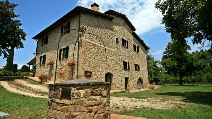 Farmhouse Santa Lucia Tuscany San Gimignano 6