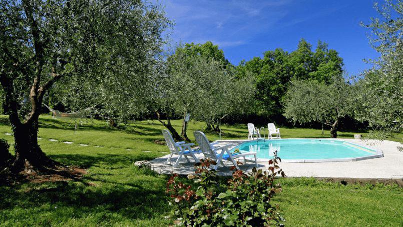 Farmhouse Casa Panoramica Tuscany Siena