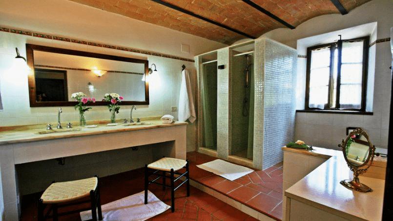 Farmhouse Santa Lucia Tuscany San Gimignano 61