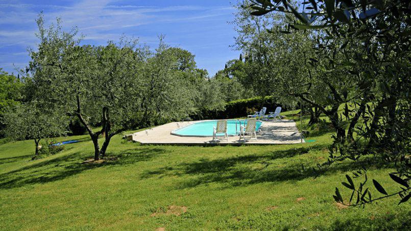 Farmhouse Casa Panoramica Tuscany Siena 66