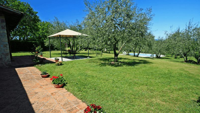 Farmhouse Casa Panoramica Tuscany Siena 67