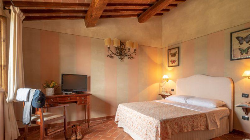 Built in stone house Villa Giovanna Tuscany Bucine 10