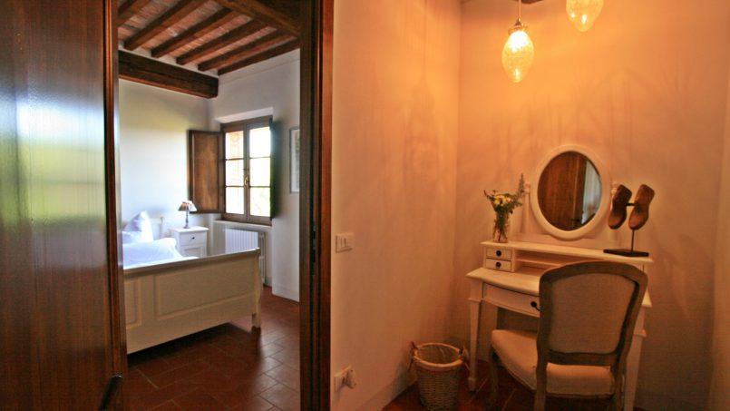 Historic building Villa Lavanda Tuscany Radicondoli 107