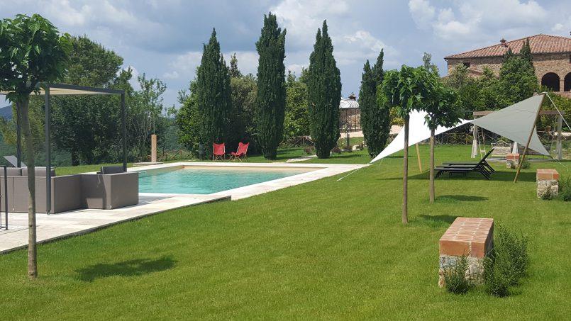 Historic building Villa Lavanda Tuscany Radicondoli 123