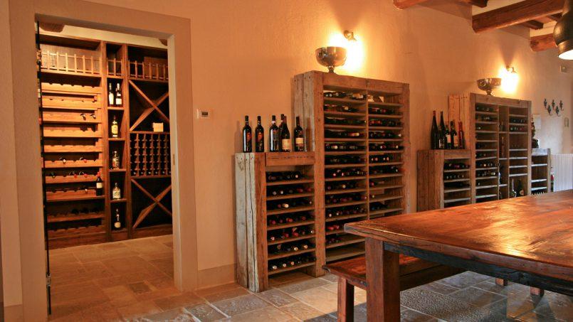 Historic building Villa Lavanda Tuscany Radicondoli 36
