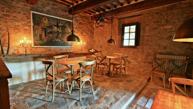 Historic building Villa Lavanda Tuscany Radicondoli 38
