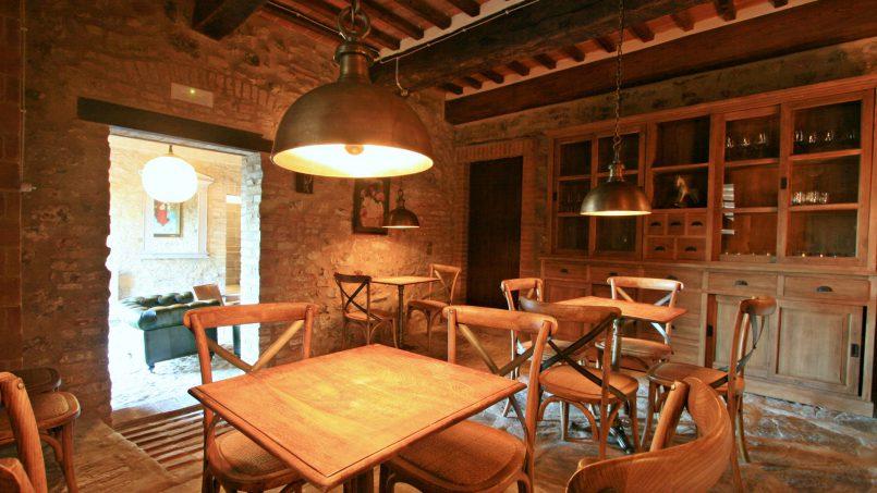 Historic building Villa Lavanda Tuscany Radicondoli 39