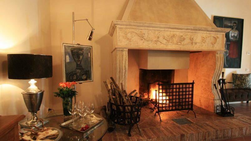 Historic building Villa Lavanda Tuscany Radicondoli 51