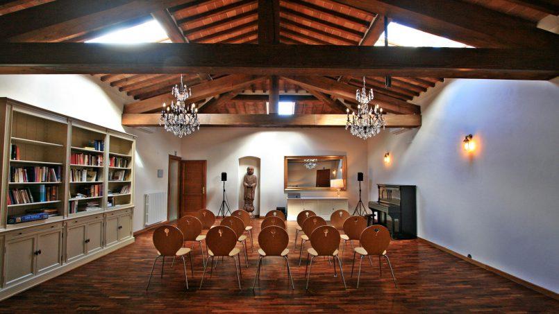 Historic building Villa Lavanda Tuscany Radicondoli 70