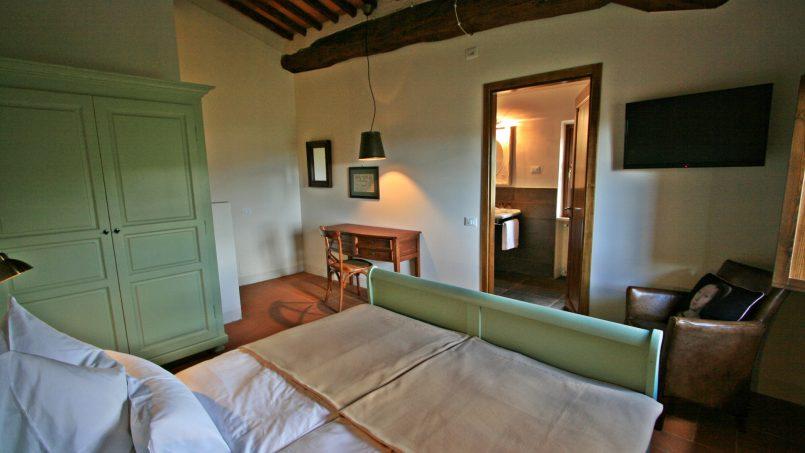 Historic building Villa Lavanda Tuscany Radicondoli 77
