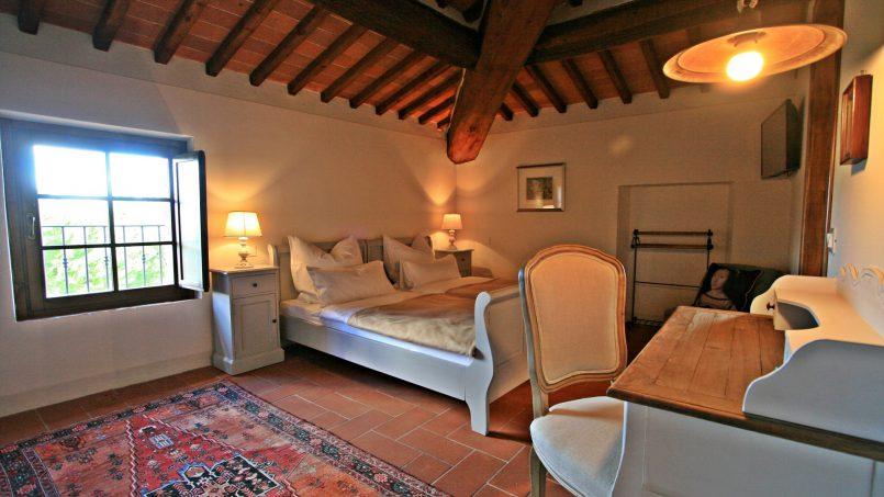 Historic building Villa Lavanda Tuscany Radicondoli 81