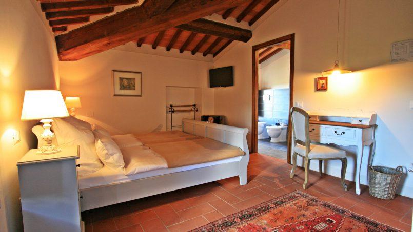 Historic building Villa Lavanda Tuscany Radicondoli 82