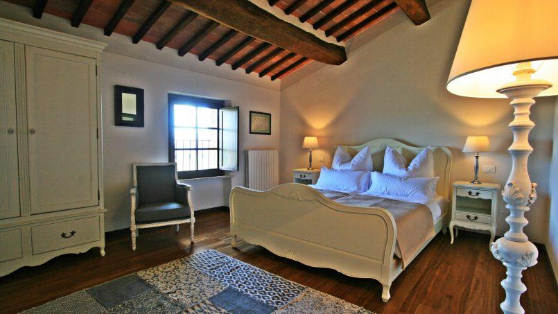 Historic building Villa Lavanda Tuscany Radicondoli 85