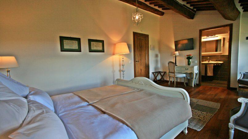 Historic building Villa Lavanda Tuscany Radicondoli 86
