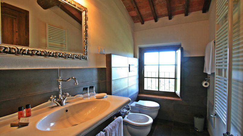 Historic building Villa Lavanda Tuscany Radicondoli 96