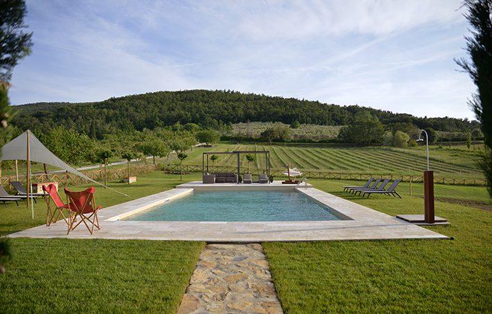 villa lavanda anqua tuscany radicondoli