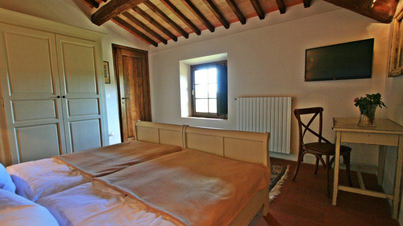 Historic building Villa Lavanda Tuscany Radicondoli 110
