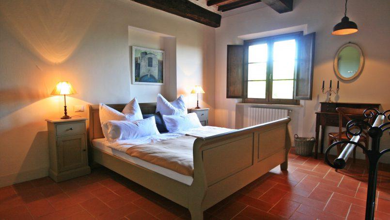 Historic building Villa Lavanda Tuscany Radicondoli 112