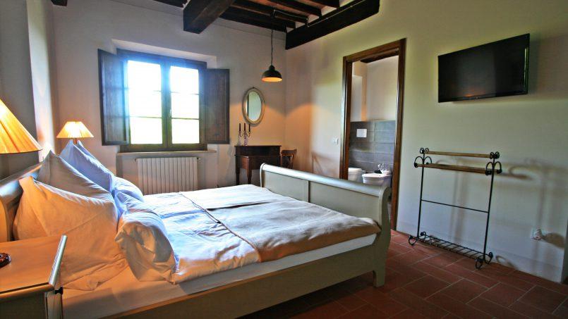 Historic building Villa Lavanda Tuscany Radicondoli 113