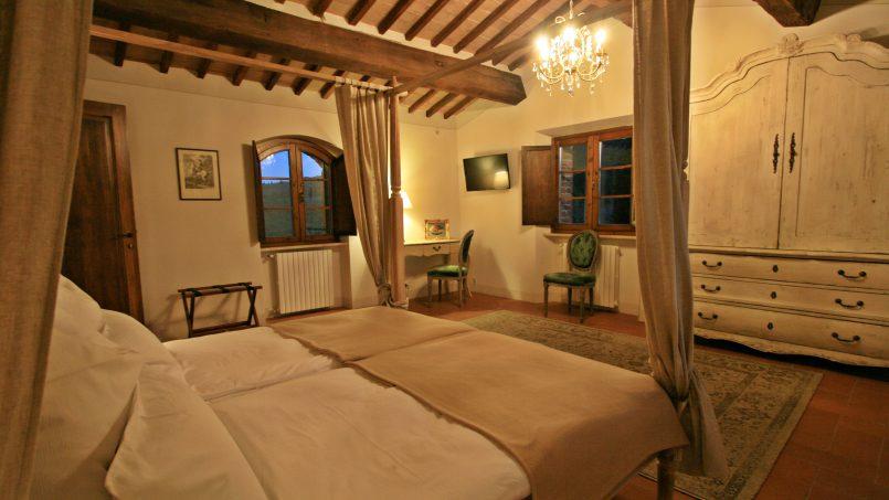 Historic building Villa Lavanda Tuscany Radicondoli 79bb