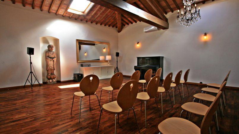 Historic building Villa Lavanda Tuscany Radicondoli 84