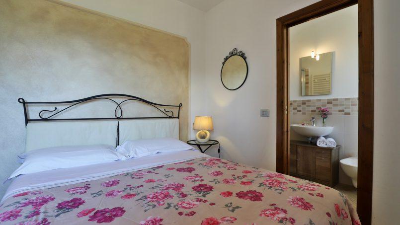 Hillside farmhouse Villa Romena Tuscany Poppi 100