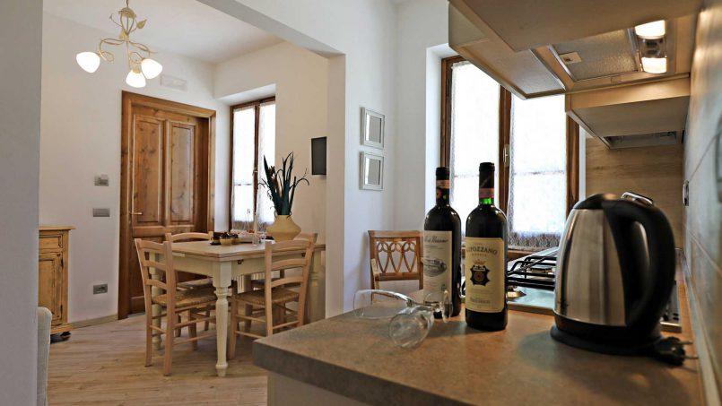Hillside farmhouse Villa Romena Tuscany Poppi 2-1