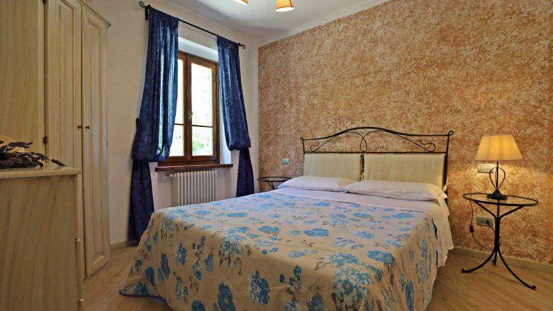 Hillside farmhouse Villa Romena Tuscany Poppi 3-1