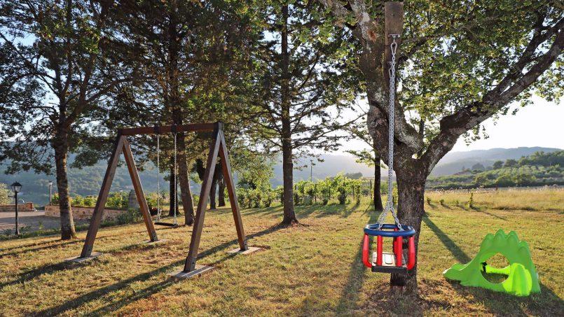 Hillside farmhouse Villa Romena Tuscany Poppi 55