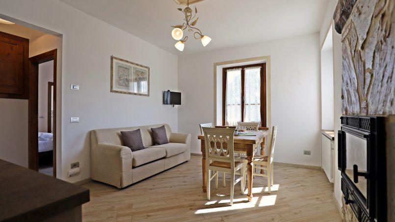 Hillside farmhouse Villa Romena Tuscany Poppi 6-1