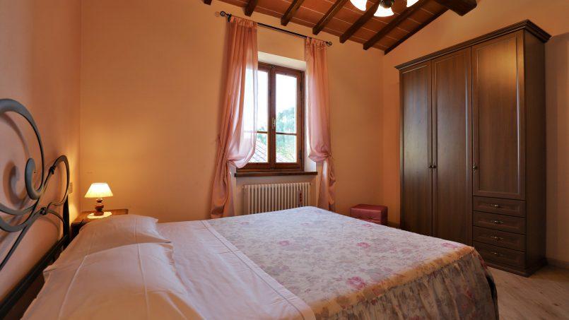 Hillside farmhouse Villa Romena Tuscany Poppi 84