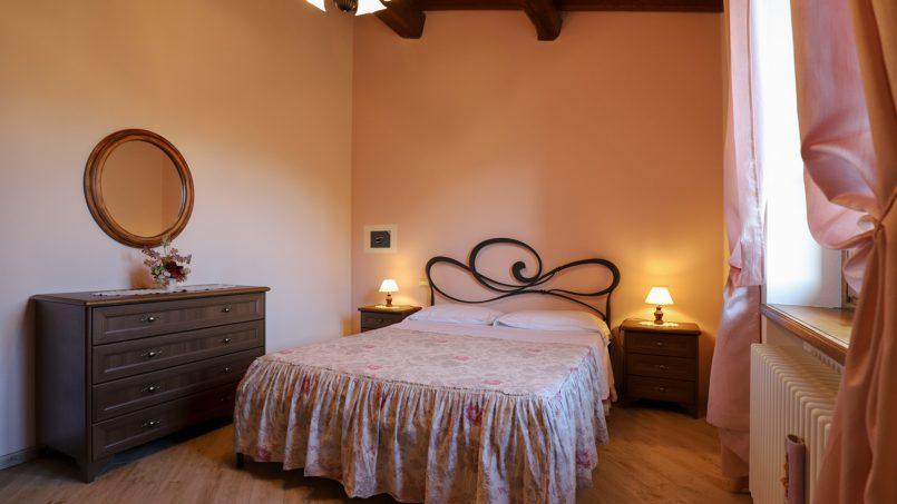Hillside farmhouse Villa Romena Tuscany Poppi 85