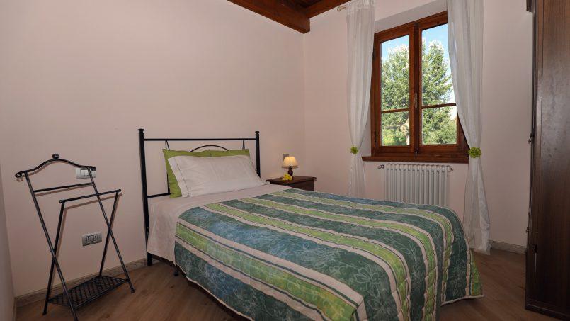 Hillside farmhouse Villa Romena Tuscany Poppi 86