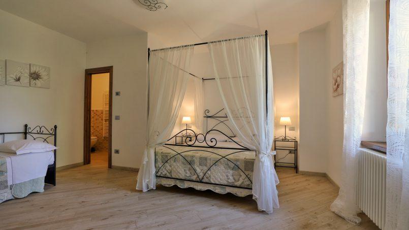 Hillside farmhouse Villa Romena Tuscany Poppi 89