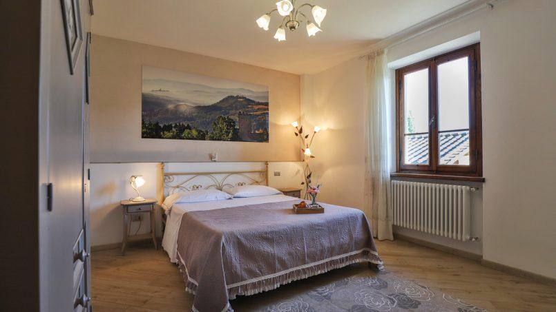 Hillside farmhouse Villa Romena Tuscany Poppi 92