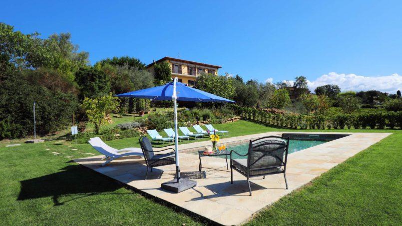 Country house Fico Nero XV Tuscany San Gimignano 1