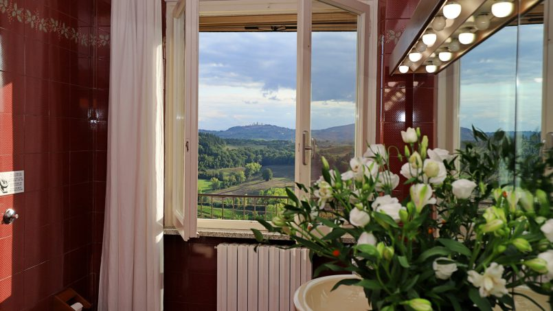 Country house Fico Nero XV Tuscany San Gimignano 71