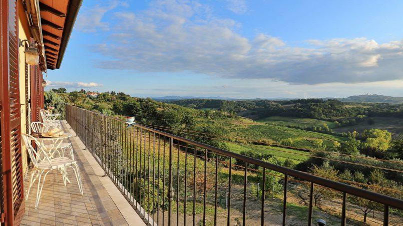 Country house Fico Nero XV Tuscany San Gimignano 78
