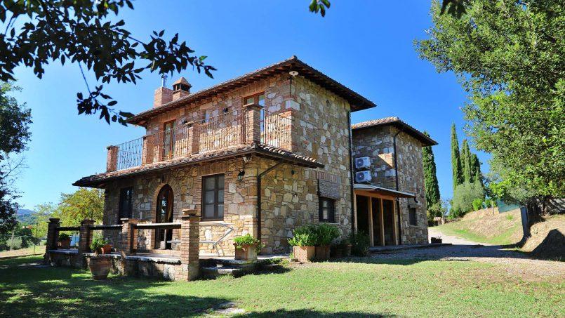 Ancient farmhouse Spinobianco Tuscany Chianciano 2