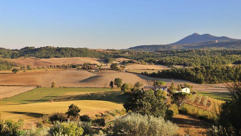 Ancient farmhouse Spinobianco Tuscany Chianciano 25