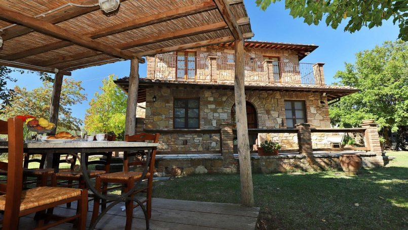 Ancient farmhouse Spinobianco Tuscany Chianciano 26