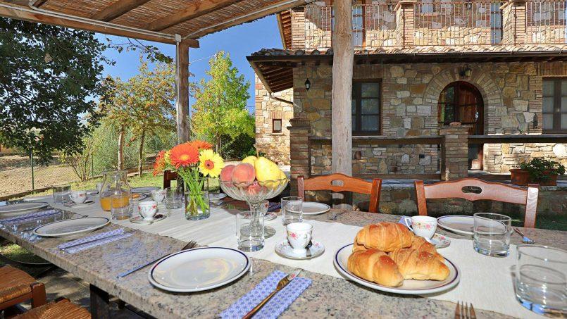 Ancient farmhouse Spinobianco Tuscany Chianciano 27